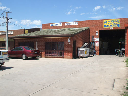 Adelaide Warehouse